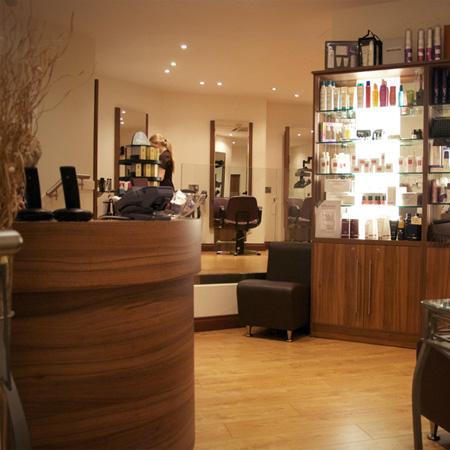 Midland Hotel Manchester Hair Salon